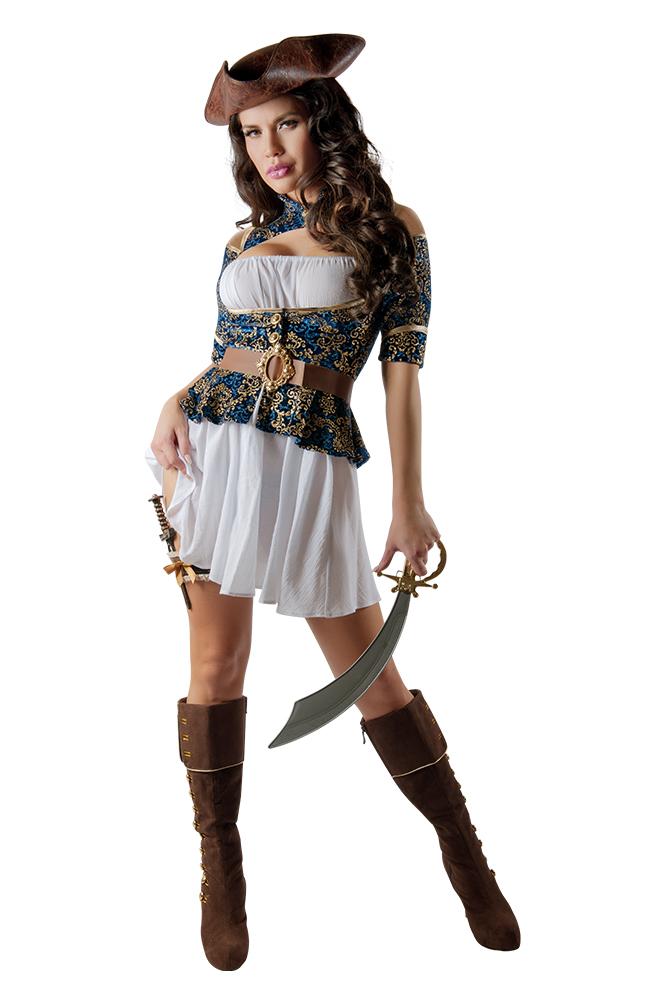 Starline Posh Pirate Costume