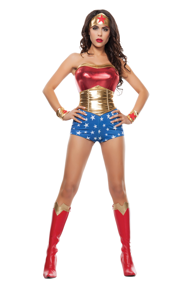 Starline Lady Power Costume