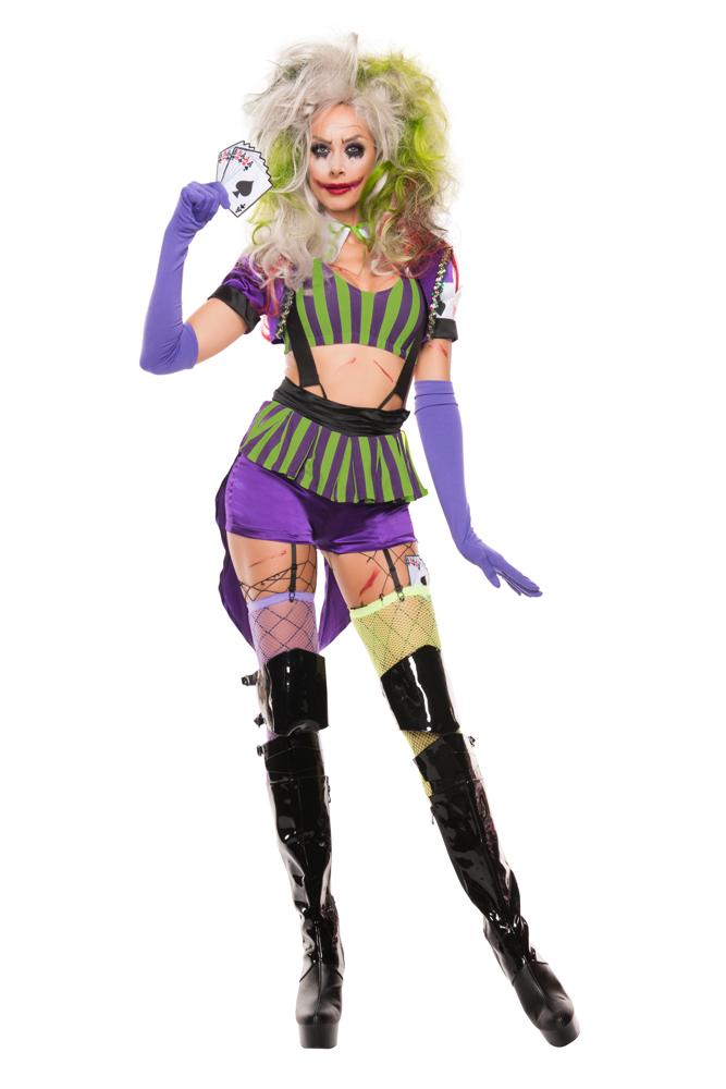 Starline Mad Gambler Costume