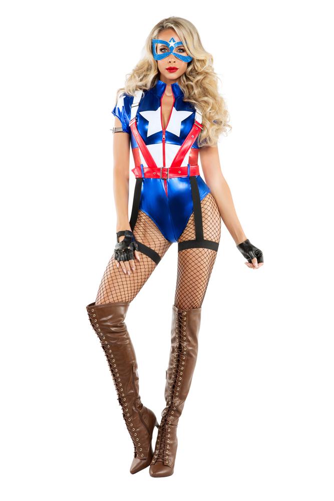 Starline Captain USA Costume