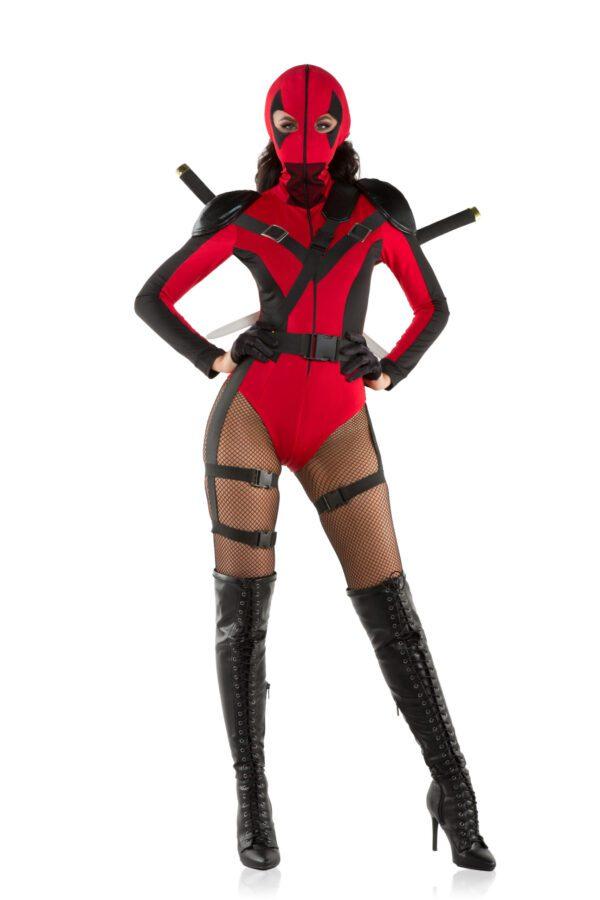 Starline Women's Dead Assassin Costume
