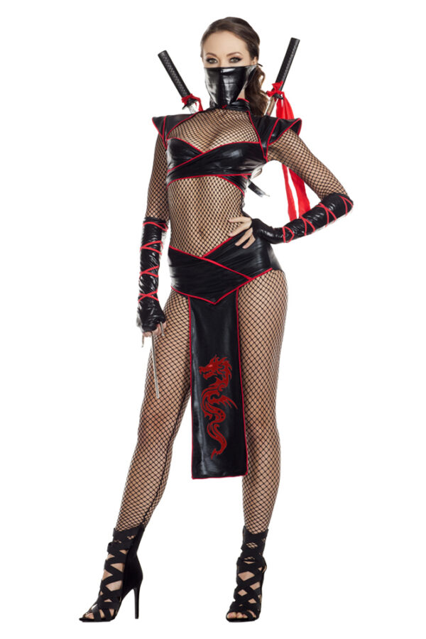 Starline Alluring Assassin Costume