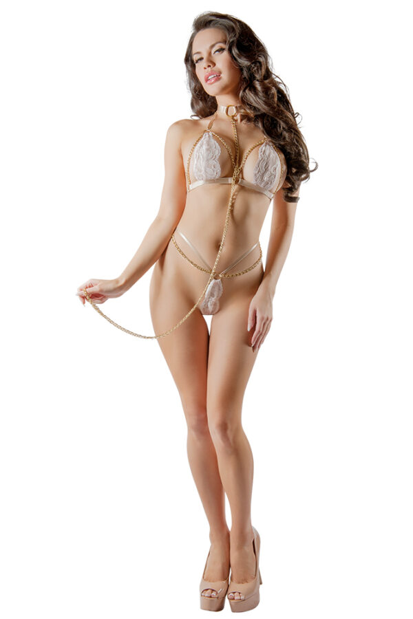 Starline Coco 3PC Set Lingerie